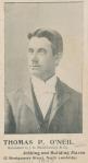Thomas P. O'Neill, Sr., 1903 Courtesy of Rosemary O'Neill
