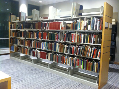 Cambridge Room reference collection