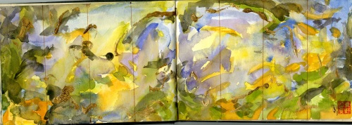 The Abstract Painting, 1985, Arnold, Dorothy Art Journals (035)